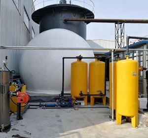 沼气净化设备厂家浅谈沼气净化的方法