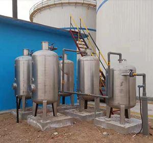 填埋场沼气净化与储存运行管理